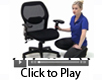 Ergonomic Mesh Back Ultra Office Chair