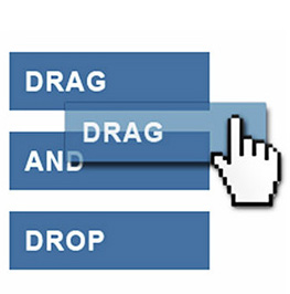 Drag and Drop