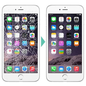 Outletpc Com Iphone Screen Repair In Las Vegas From 35 702 754 3888