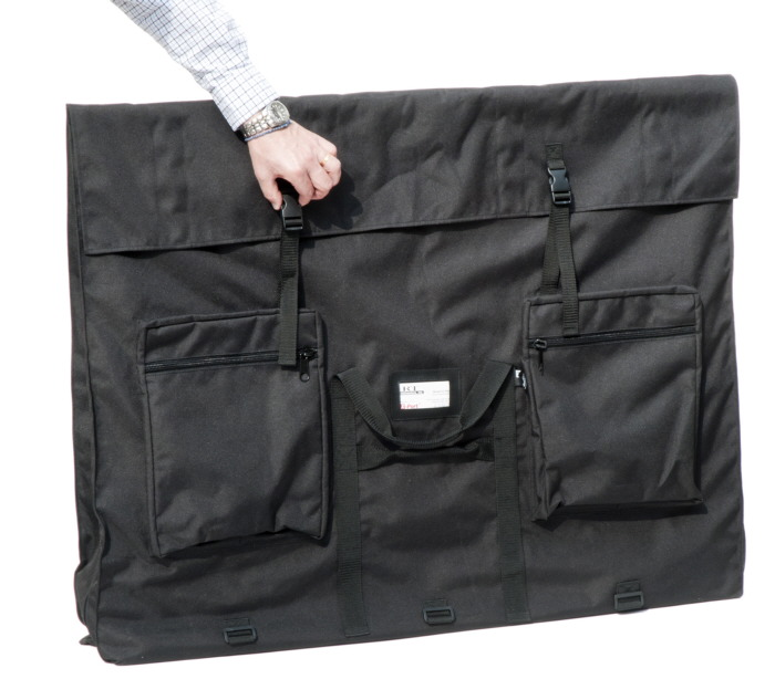 Extra Large Expandable Art Portfolio Case