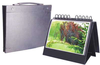 Display Easel Binder