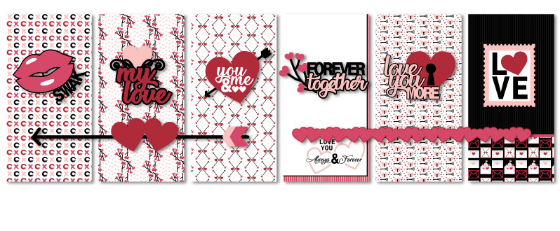 Love Struck Collection