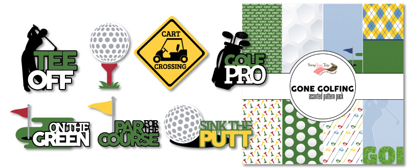 Gone Golfing Collection