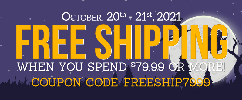 Free Shipping when you spend $79.99 or more! cc=freeship7999