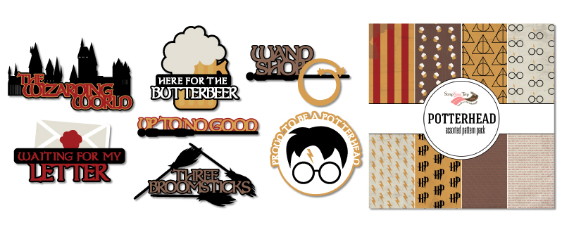 New Potterhead Collection