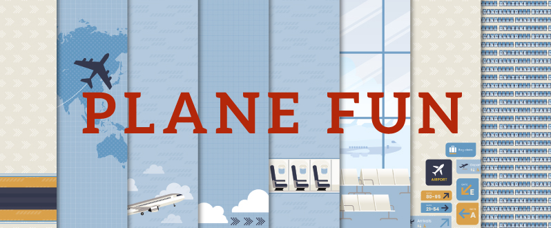 New Plane Fun Collection