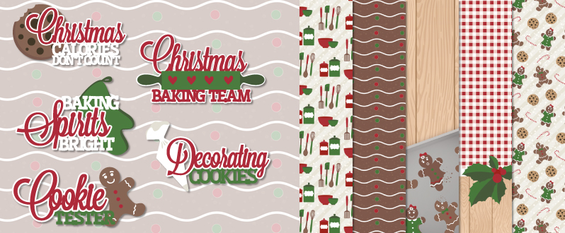 New Christmas Baking Collection