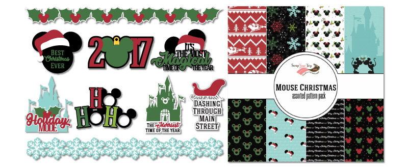 New Mouse Christmas Collection