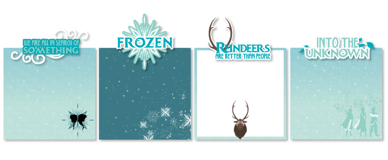 Frozen 2 Collection
