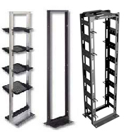 2-Post Relay Rack