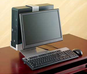 DS-100 PC/LCD Stand Application