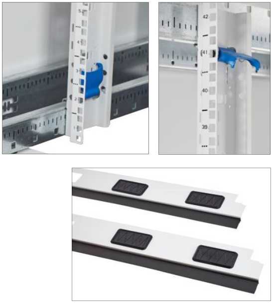 Eaton RS Rack Tool-less Rails