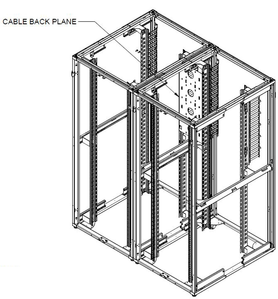 Cable Routing Kit Illustration