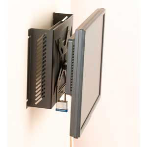 WMTC-M LCD / Thin Client PC Wall Mount Application
