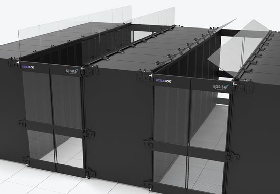 AisleLok Modular Containment Application