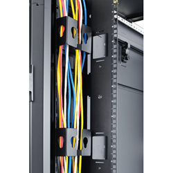 APC Cable Containment Brackets Application Example