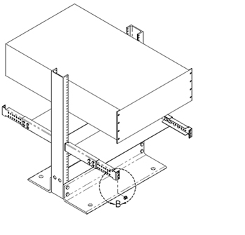 Chatsworth 12752-719 anyServer Bracket