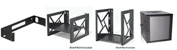 Kendall Howard Wall Mount Racks