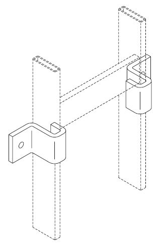 Vertical Wall Bracket
