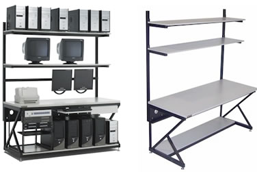 LAN Racks / LAN Stations / LAN Benches