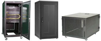 Various Portable Racks From Leading Manufacturers.