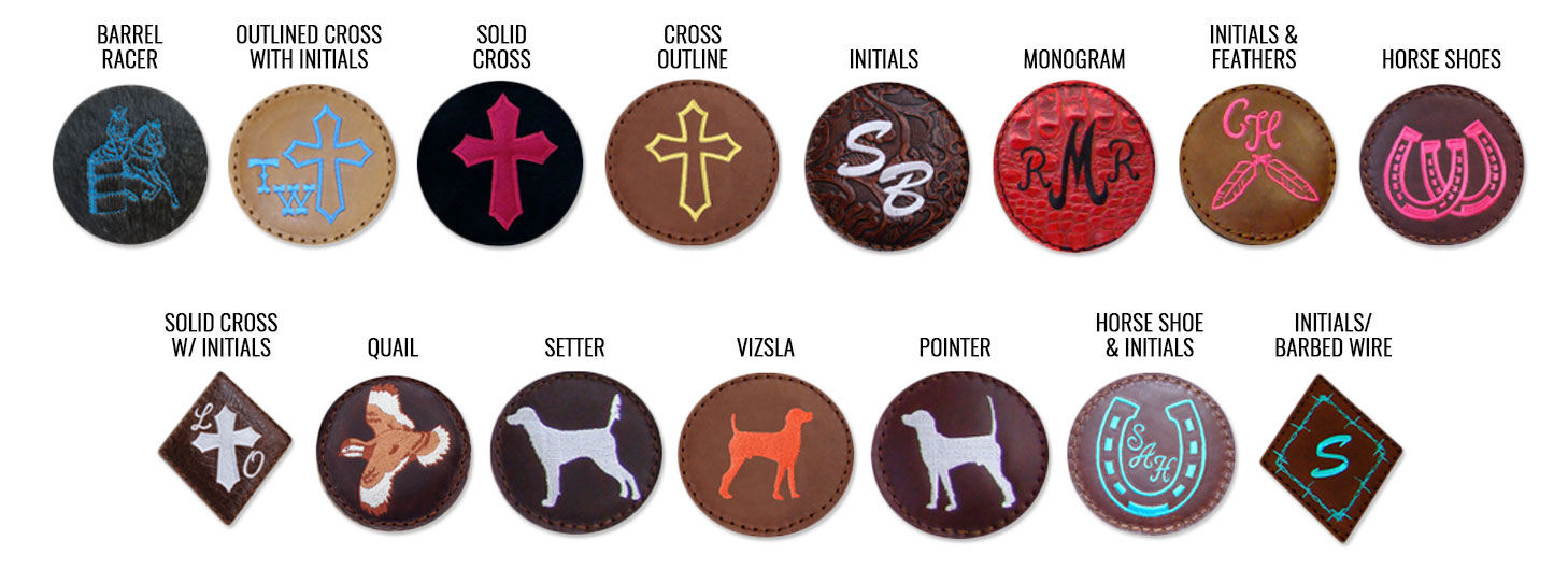 5 Star Equine Products Colors & Custom Options
