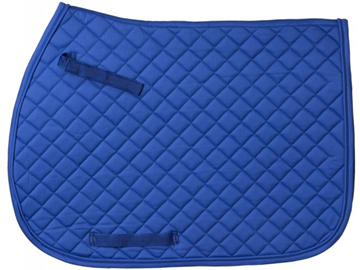 Quilted Square English Saddle Pad 30-925