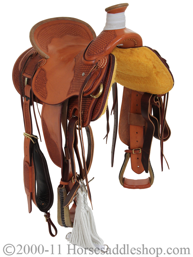 15 Quot To 17 Quot Billy Cook Wade Tree Saddle 2181