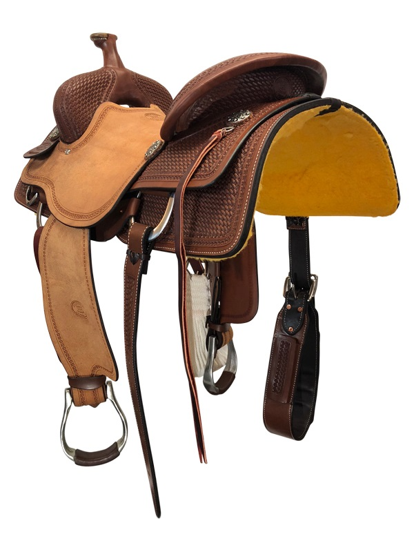 Working Cow Horse Saddle 6310
