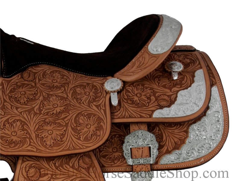 Sale 15 Quot 16 Quot Billy Cook California Show Saddle 9014