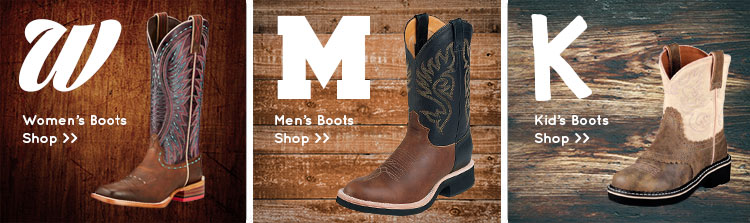 Shop for your boots!
