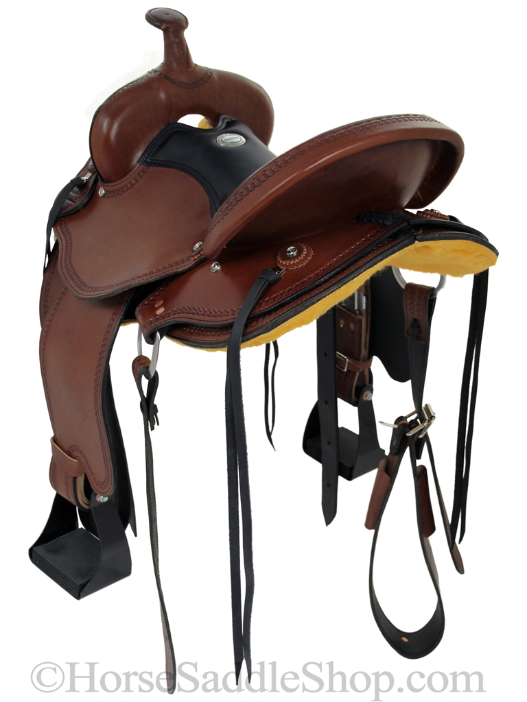 what trees do hereford saddles have