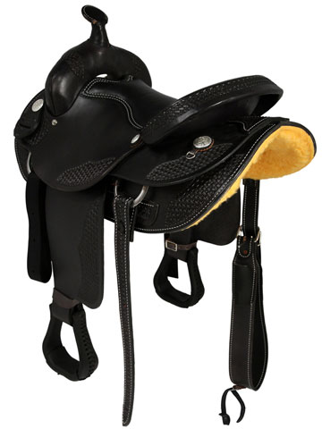 Side Detail View, Dakota 750 Gaited Walker