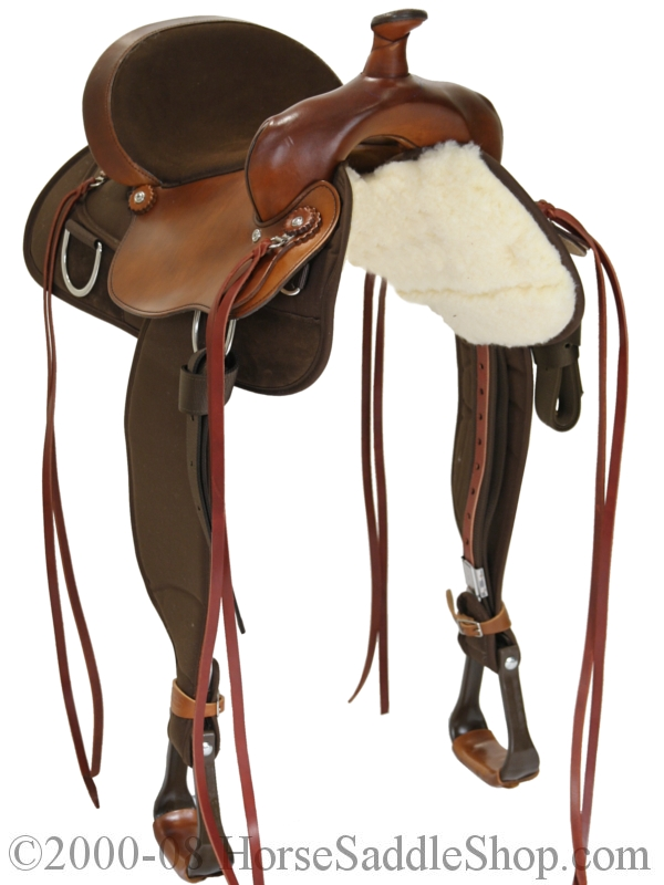 c0dd78404b7 Fabtron Lady Flex Trail Saddle Package