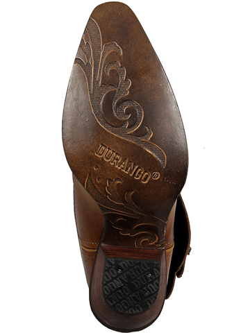 Spur Strap Western Boots DCRD172