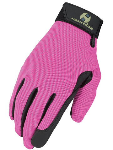 Pink Heritage Performance Gloves