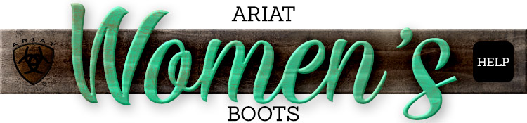Ariat Boots, Jeans, and Belts