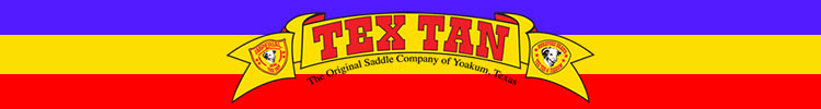 Tex Tan Saddles from USA's largest saddle providers