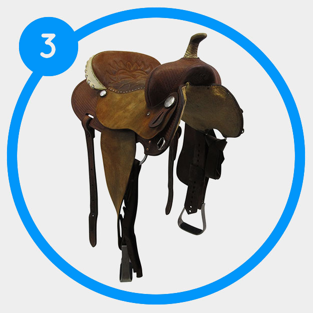 How to determine the style of your saddle