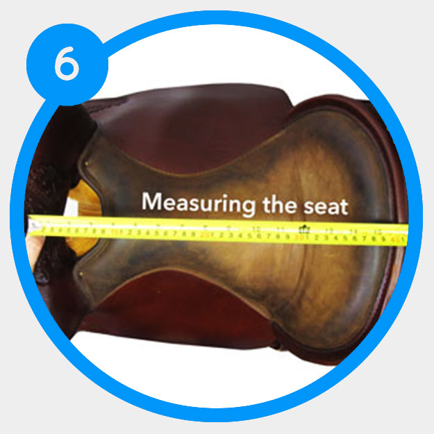 How to determine the seat size of your saddle