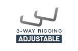 3-Way Rigging