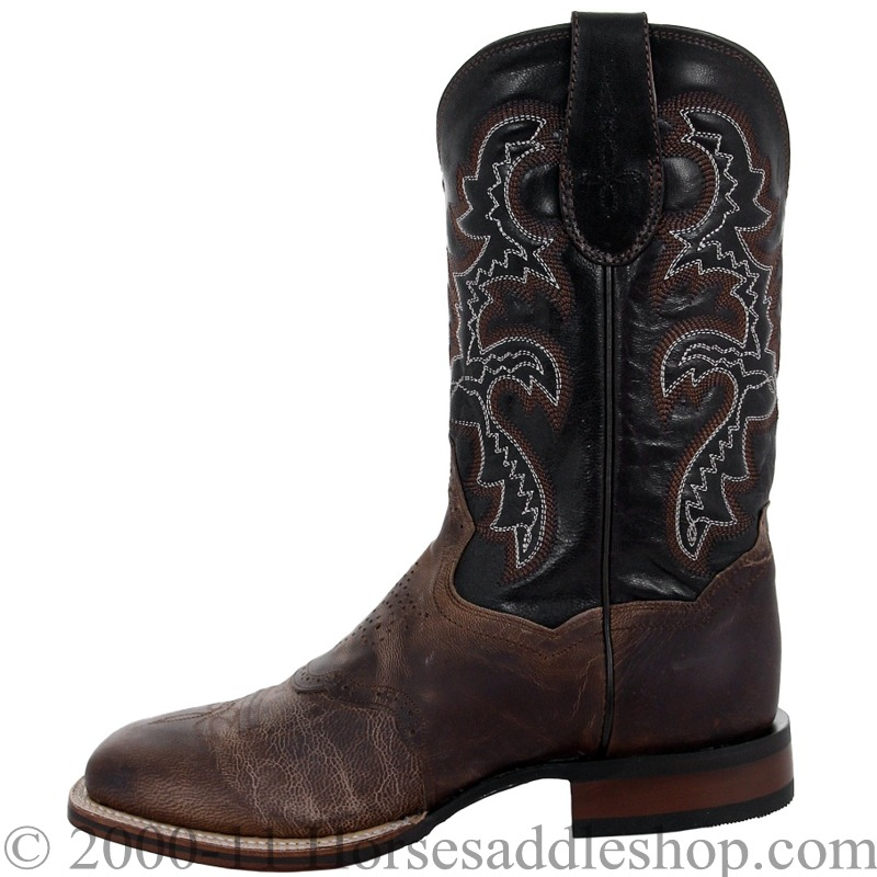 10d 12ee Men S Dan Post Franklin Cowboy Certified Sand And