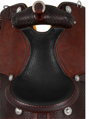 Martin Saddlery Custom Saddle