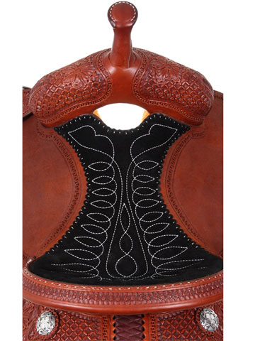 Martin Saddlery B*T*R Barrel Racer