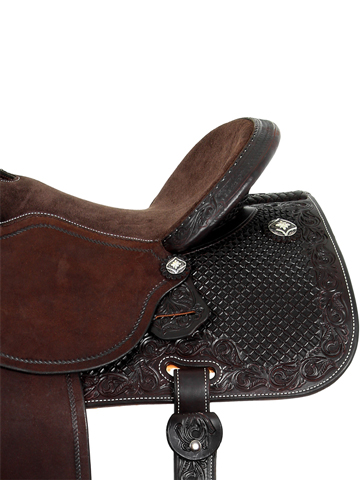 Martin Saddlery Sherry Cervi Stingray Barrel Racer 71-C4