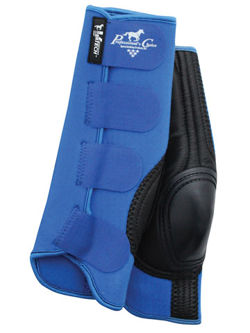 Royal Blue VanTECH Slide-Tec Skid Boots