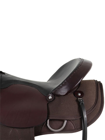 South Bend Saddle Co Navigator Gaited Trail Saddle