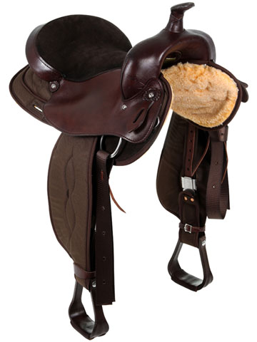 South Bend Saddle Co Pawnee XL Trail Saddle 2900