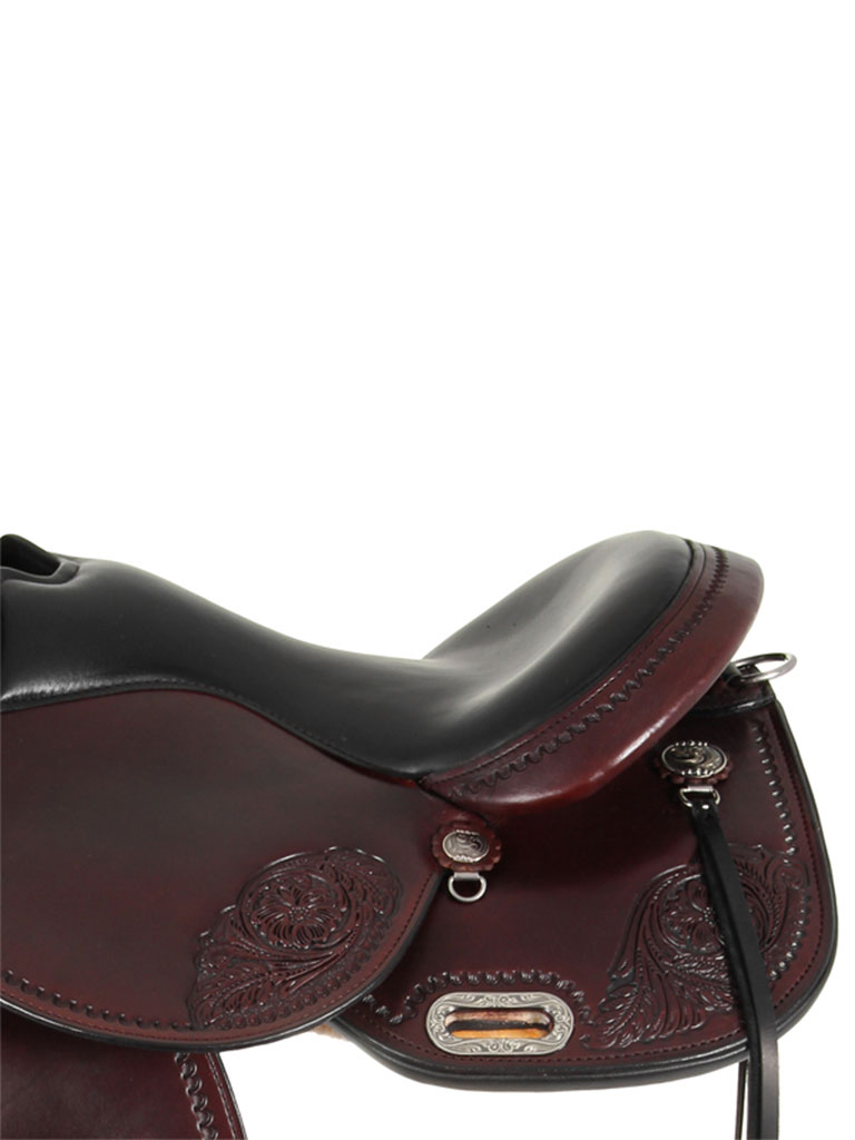 Circle Y Lady Trail Wide Flex2 Saddle 5701 Skirt