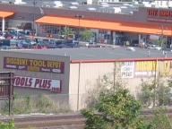 A While Back Home Depot Moved Into This Area Of Waterbury Right Across The Street From Us In Fact There Was Some Initial Worry That Direct